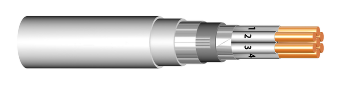Image of EQLR 300/500 V cable