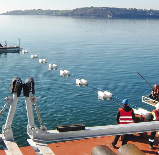 HV Offshore Cork Harbour project