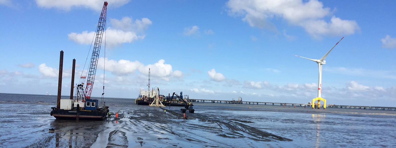 HV Offshore Nordergründe