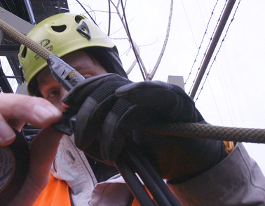 Telecom power cable