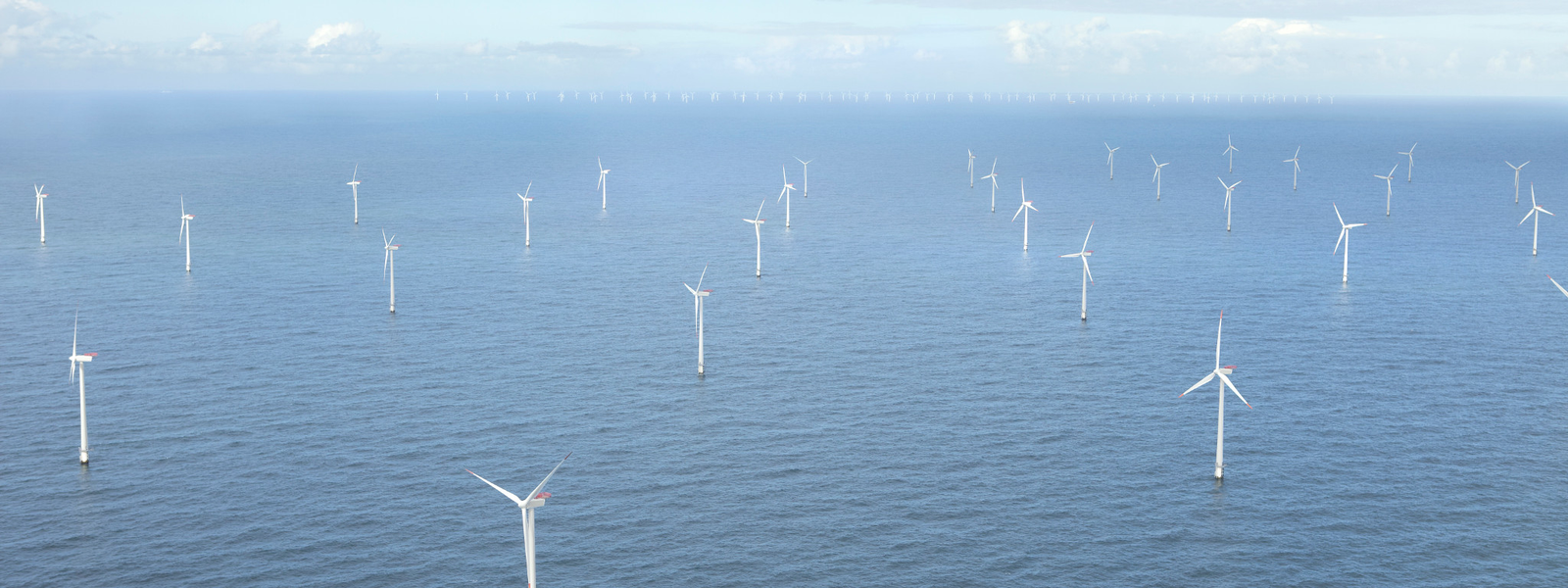 Dolwin 1 offshore windfarm