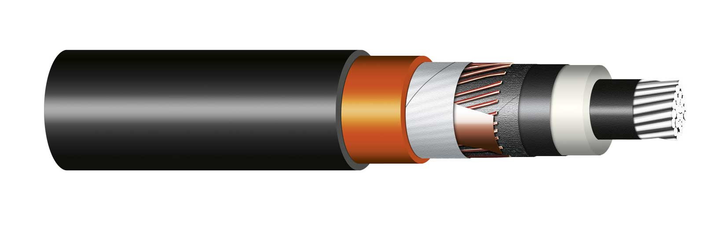 Image of XLPE AL single core cable