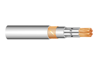 Image of FQFR 300/500 V cable