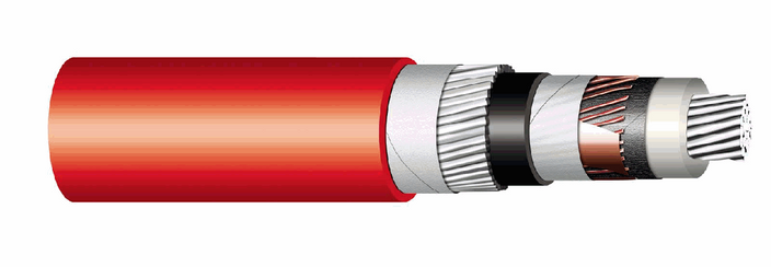 Image of 6-AHKCYZY single-core cable