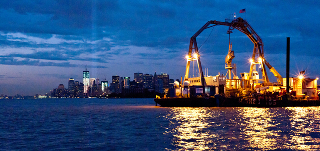 HV Offshore Bayonne project