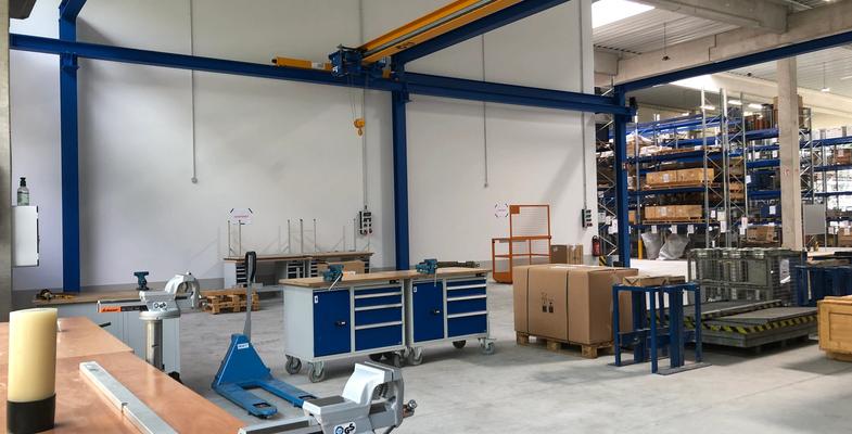 Troisdorf training centre