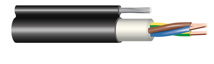 Image of CYKYz 450/750 V cable
