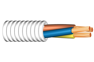 Image of Twisted EQ 450/750 V cable