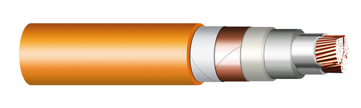 Image of NOPOVIC 6-CHKCH-R three cores cable
