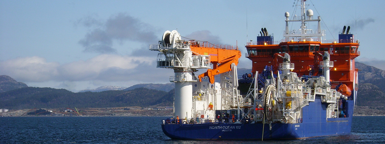 HV Offshore Gjoa project