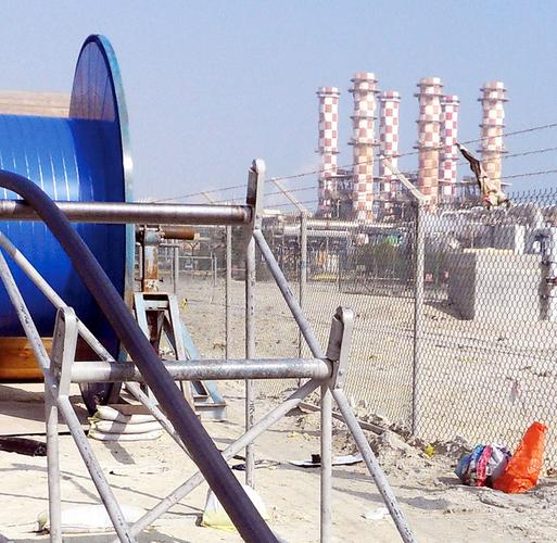 HV Onshore Al Hadeed project